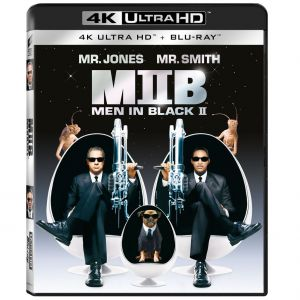 MEN IN BLACK 2 4K+2D (4K UHD BLU-RAY + BLU-RAY 2D)