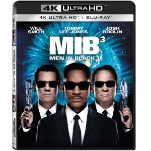 MEN IN BLACK 3 4K+2D (4K UHD BLU-RAY + BLU-RAY 2D)