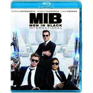 MEN IN BLACK 4: INTERNATIONAL (BLU-RAY)