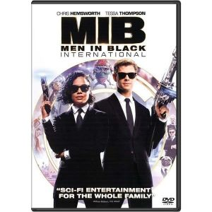 MEN IN BLACK 4: INTERNATIONAL (DVD)