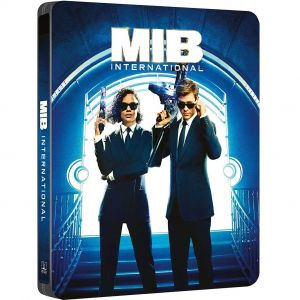 MEN IN BLACK 4: INTERNATIONAL Limited Edition Steelbook (BLU-RAY 2D + BLU-RAY BONUS)
