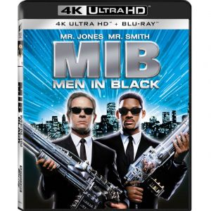 MEN IN BLACK 4K+2D (4K UHD BLU-RAY + BLU-RAY 2D)