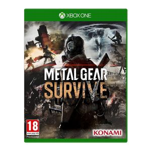 METAL GEAR: SURVIVE + DAY 1 PreORDER BONUS Survival Pack (XBOX ONE)