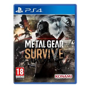 METAL GEAR: SURVIVE [ΕΛΛΗΝΙΚΟ] (PS4)