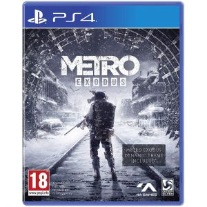 METRO EXODUS - Day 1 Edition (PS4)