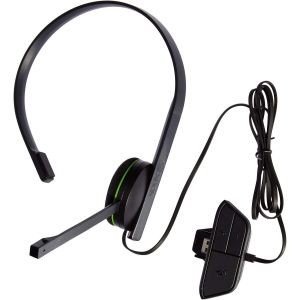 MICROSOFT OFFICIAL XBOX ONE CHAT HEADSET - MICROSOFT ΕΠΙΣΗΜΑ XBOX ONE CHAT ΑΚΟΥΣΤΙΚΑ (XBOX ONE)