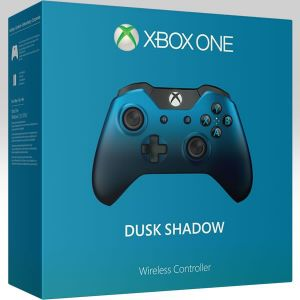 MICROSOFT OFFICIAL XBOX ONE WIRELESS CONTROLLER 3.5-mm Audio Jack Special Edition Dusk Shadow - MICROSOFT ΕΠΙΣΗΜΟ XBOX ONE  ΑΣΥΡΜΑΤΟ ΧΕΙΡΙΣΤΗΡΙΟ 3.5-mm Audio Jack Ειδική Έκδοση Dusk Shadow GK4-00029 (XBOX ONE)