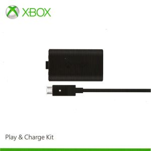 MICROSOFT OFFICIAL XBOX PLAY & CHARGE KIT - MICROSOFT ΕΠΙΣΗΜΟ XBOX PLAY & CHARGE KIT (XBOX ONE, XBOX ONE S, WINDOWS)