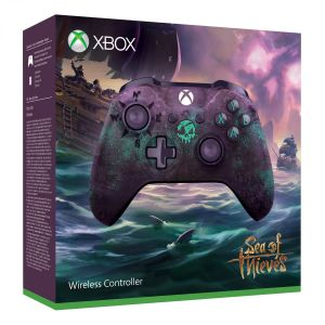MICROSOFT OFFICIAL XBOX WIRELESS CONTROLLER 3.5-mm Audio Jack SEA OF THIEVES - MICROSOFT ΕΠΙΣΗΜΟ XBOX ΑΣΥΡΜΑΤΟ ΧΕΙΡΙΣΤΗΡΙΟ 3.5-mm Audio Jack SEA OF THIEVES (XBOX ONE, XBOX ONE S, WINDOWS)