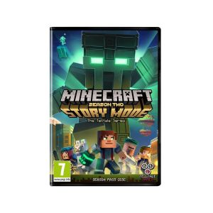 MINECRAFT STORY MODE: SEASON 2 - SEASON PASS DISC (PC)