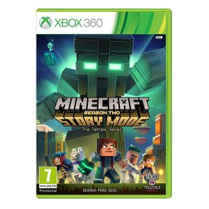 MINECRAFT STORY MODE: SEASON 2 - SEASON PASS DISC (XBOX 360)