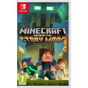MINECRAFT STORY MODE: THE TELLTALE SERIES - Season 2 (NSW)