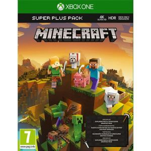 MINECRAFT: SUPER PLUS PACK (XBOX ONE)