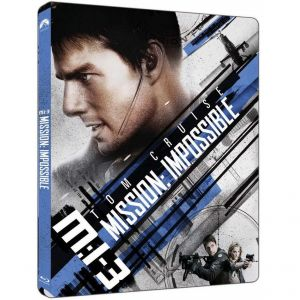 MISSION IMPOSSIBLE 3 4K+2D - ΕΠΙΚΙΝΔΥΝΗ ΑΠΟΣΤΟΛΗ 3 4K+2D Limited Edition Steelbook (4K UHD BLU-RAY + BLU-RAY 2D)