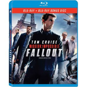 MISSION IMPOSSIBLE 6: FALLOUT (BLU-RAY + BLU-RAY BONUS)