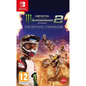 MONSTER ENERGY: SUPERCROSS 2 - THE OFFICIAL VIDEOGAME (NSW)