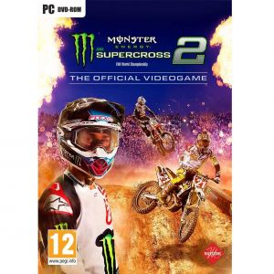 MONSTER ENERGY: SUPERCROSS 2 - THE OFFICIAL VIDEOGAME (PC)