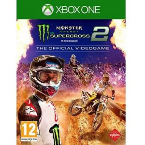 MONSTER ENERGY: SUPERCROSS 2 - THE OFFICIAL VIDEOGAME (XBOX ONE)