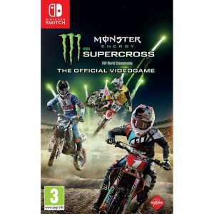 MONSTER ENERGY: SUPERCROSS - THE OFFICIAL VIDEOGAME (NSW)