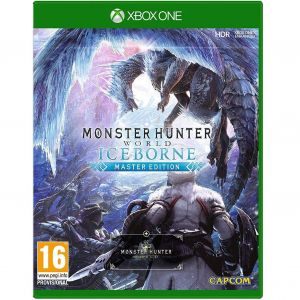 MONSTER HUNTER WORLD + ICEBORN Master Edition (XBOX ONE)