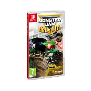 MONSTER JAM: CRUSH IT! (NSW)