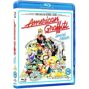 MORE AMERICAN GRAFFITI (BLU-RAY)