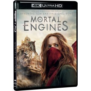 MORTAL ENGINES 4K+2D (4K UHD BLU-RAY + BLU-RAY 2D)