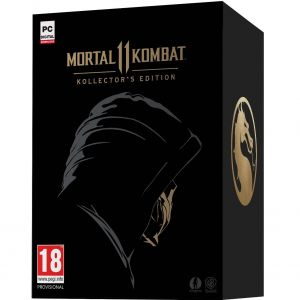 MORTAL KOMBAT 11 Kollector's Edition + DAY 1 PreORDER BONUS SHAO KAHN Playable Fighter (PC)