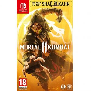 MORTAL KOMBAT 11 (NSW)