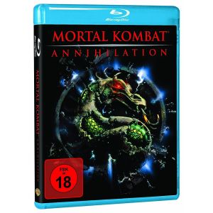 MORTAL KOMBAT: ANNIHILATION [Imported] (BLU-RAY)