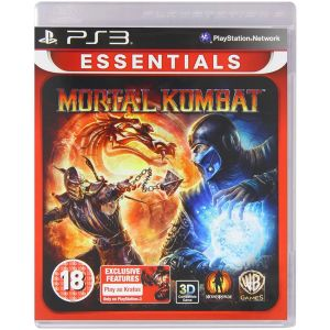 MORTAL KOMBAT - ESSENTIALS (PS3)