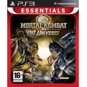 MORTAL KOMBAT VS DC UNIVERSE - ESSENTIALS (PS3)