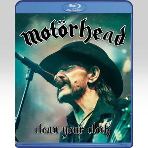 MOTORHEAD: CLEAN YOUR CLOCK (BLU-RAY)