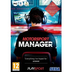 MOTORSPORT MANAGER (PC)