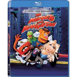 MUPPETS TAKE MANHATTAN - ΜΑΠΠΕΤΣ ΣΤΟ ΜΑΝΧΑΤΤΑΝ (BLU-RAY) ***SONY EXCLUSIVE***
