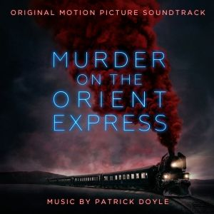 MURDER ON THE ORIENT EXPRESS - ORIGINAL MOTION PICTURE SOUNDTRACK (AUDIO CD)