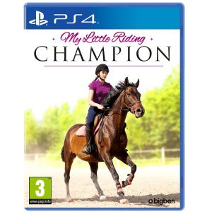 MY LITTLE RIDING CHAMPION (PS4)