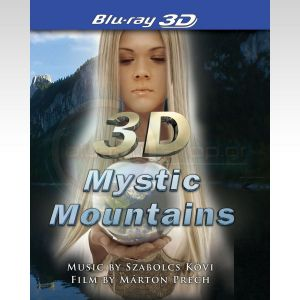 MYSTIC MOUNTAINS 3D (BLU-RAY 3D/2D)