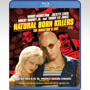 NATURAL BORN KILLERS DIRECTOR'S CUT - 20th Anniversary Edition (BLU-RAY)
