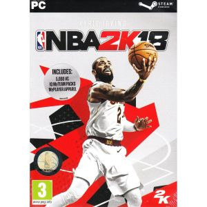 NBA 2K18 (CODE IN A BOX) - DAY 1 EDITION (PC)