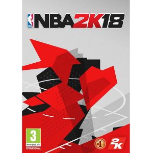 NBA 2K18 (CODE IN A BOX) (PC)
