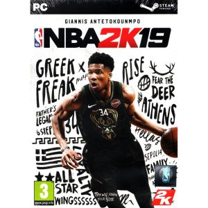NBA 2K19 - Code in a box (PC)
