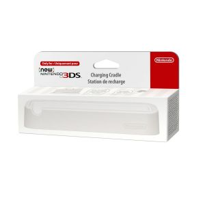 NEW NINTENDO 3DS CHARGING CRADLE White - ΒΑΣΗ ΦΟΡΤΙΣΗΣ (New 3DS)
