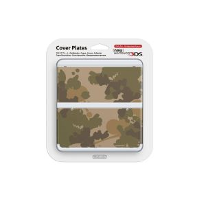 NEW NINTENDO 3DS COVERPLATE 017 Camouflage (New 3DS)