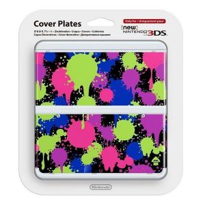 NEW NINTENDO 3DS COVERPLATE 026 Splatoon (New 3DS)
