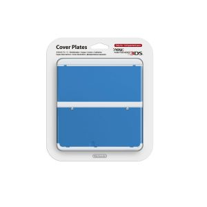 NEW NINTENDO 3DS COVERPLATE 020 Blue - ΜΠΛΕ (New 3DS)