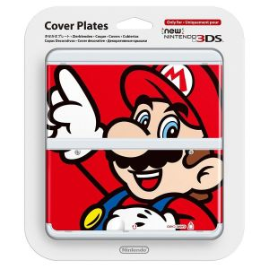 NEW NINTENDO 3DS COVERPLATE 001 Mario (New 3DS)