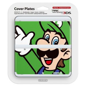 NEW NINTENDO 3DS COVERPLATE 002 Luigi (New 3DS)