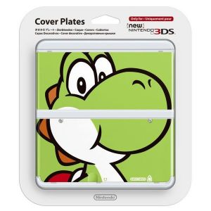 NEW NINTENDO 3DS COVERPLATE 003 Yoshi (New 3DS)