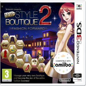 NEW STYLE BOUTIQUE 2: FASHION FORWARD (3DS, 2DS)